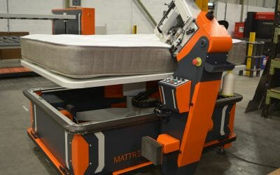 New 'TapeTek' Tape Edge Machine Launched