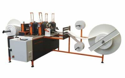 All New TakTek – Simulated Side Stitch Machine